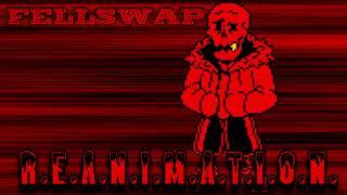 FELLSWAP / SWAPFELL Red - R.E.A.N.I.M.A.T.I.O.N.