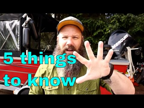 5 things you need to know before moving to Alaska (SE3 EP24 2018)