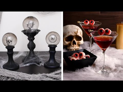 DIY Halloween Decorations and Food Ideas You Must Try