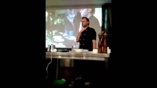 Самвел Адамян поёт на Мастер Классе:)