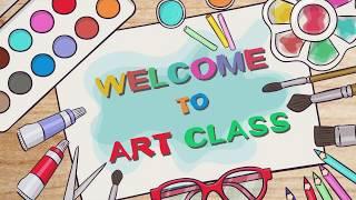 Art Class with Teacher Erica