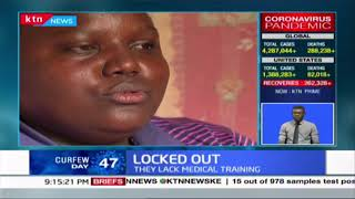 LOCKED OUT: Children with special needs affected by measures to curb COVID-19
