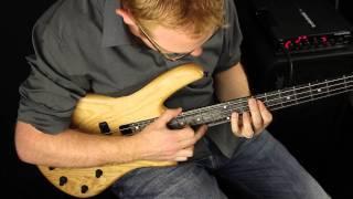 Shape of My Heart - Solo Bass Arrangement