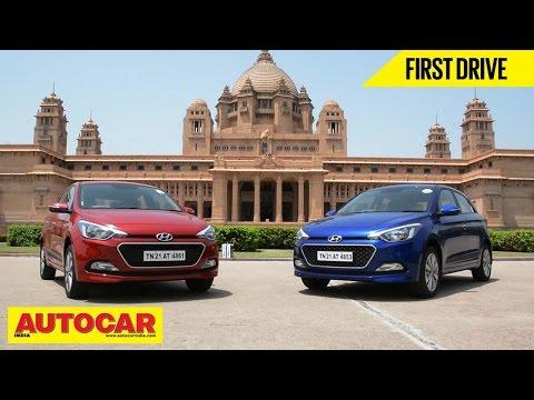 2014 Hyundai Elite i20 | First Drive Video Review