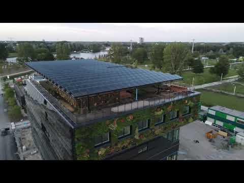 Nieuwbouw Aeres hogeschool opgeleverd