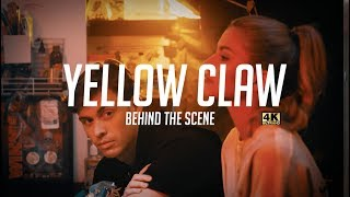 Yellow Claw - Crash This Party ft. Tabitha Nauser [Behind The Scene]