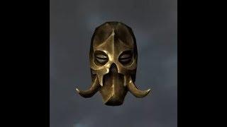 Секретная маска драконьего жреца (Конарик) - TESV:Skyrim