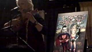 Jamie Scandal cover of Adam Ant's 'Strip' at NY Ukulele Cabaret