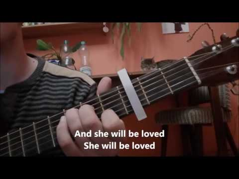 <b>Reprise de la semaine</b><br />She will be loved (Maroon 5)