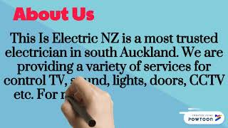 Home Automation Auckland at Reasonable Price from This Is Electric NZ