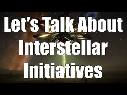 Elite: Dangerous - We Need To Talk About Interstellar Initiatives