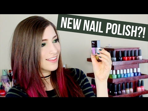 NEW NAIL POLISH HAUL REVIEW + LIVE SWATCHES || KELLI MARISSA