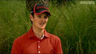 Justin Rose Interview