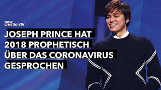 Joseph Prince hat 2018 prophetisch über das Coronavirus gesprochen I New Creation TV Deutsch