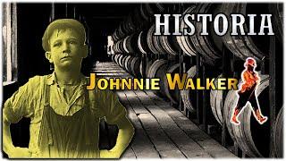 Johnnie Walker Historia 🥃🍾