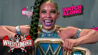 AEW Stars, Charlotte Flair, Io Shirai And Others Congratulate Bianca Belair