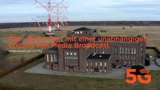 5G Blue Box für die TV- und Medienproduktion
