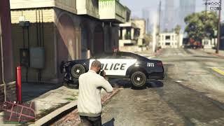 Grand Theft Auto V ...бойня...