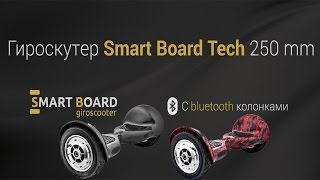Гироскутер, мини сигвей Smart board tech 250 mm