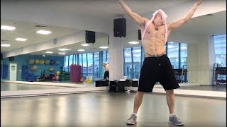 Элджей - Розовое Вино - танец - Данил Хаски