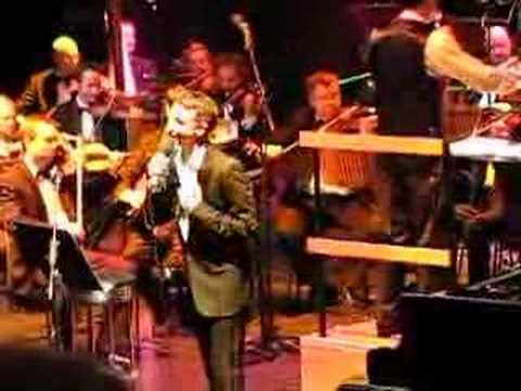 Marc Almond and the BBC Radio Orchestra, 'I Have Lived'.