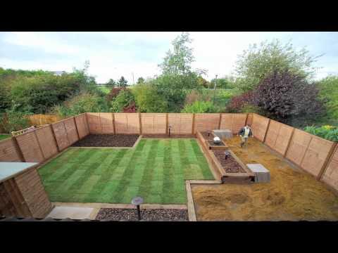 Mükemmel Bir Bahçe Yenileme Çalışması