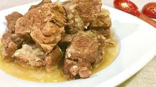 Отличный ужин такая вкуснотища обязательно вам понравится, нежно и очень вкусно. Мясо по-кремлевски