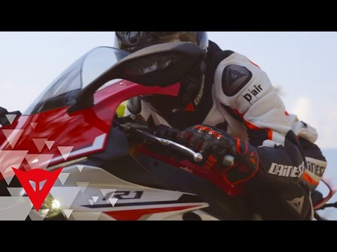 Dainese D-Air Misano 1000 Mont Tanıtım Videosu