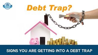 How To Avoid The Debt Trap   Money Sense