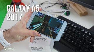 Galaxy A5 2017, análisis