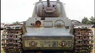 27 серия Оружие Победы: КВ-1 броня СССР