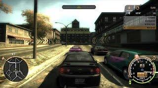 Прохождение игры нид фор спид мост вантед! Most wanted новые машины. Как запустить нфс. #82