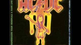AC/DC - Landslide (LIVE)