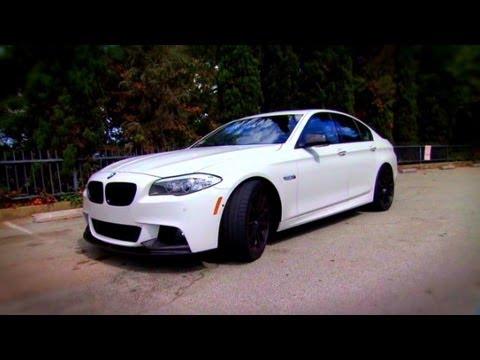 Dinan BMW 550xi: Ultimate performance car
