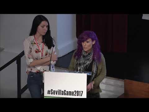 Ponencia de SoninGame y Lady Boss en Sevilla Game 2017