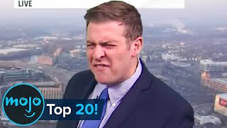 Top 20 Angry Outbursts Caught on Live TV