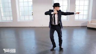 JustSomeMotion (JSM) - Dance Acadamy Choreography - #neoswing