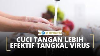 Mencuci Tangan dengan Sabun Jauh Lebih Efektif Tangkal Virus Ketimbang Hand Sanitizer