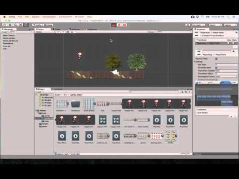 13- Unity 2D|| manage player تحسين لاعب