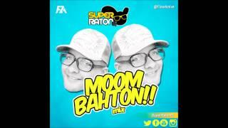 SUPER RATON DJ - MOOMBAHTON MIXTAPE Vol.1 | URBANO507.com & @BacklinePanama