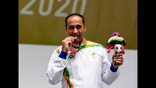 Tokyo Paralympics: How Mum And Meditation Helped Singhraj Adana Shoot Bronze