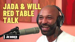 Jada Pinkett Smith Takes Herself To Red Table Talk | The Joe Budden Podcast