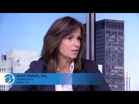 WealthManagement, November 2015 - Jenice Malecki Speaks to Bill Singer About Elder Financial Exploitation Video