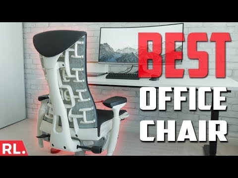 Best office chairs (Top 5 Ergonomic Chairs Review) – from Best to Affordable