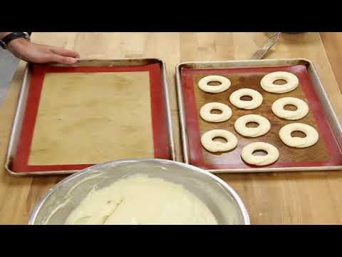 Online Pastry School - Gluten Free Bread Baking Course : Gluten Free Bagels