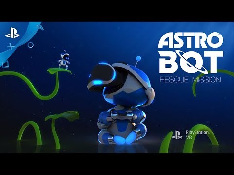 ASTRO BOT Rescue Mission – Gameplay Commentary Trailer | PS VR thumbnail