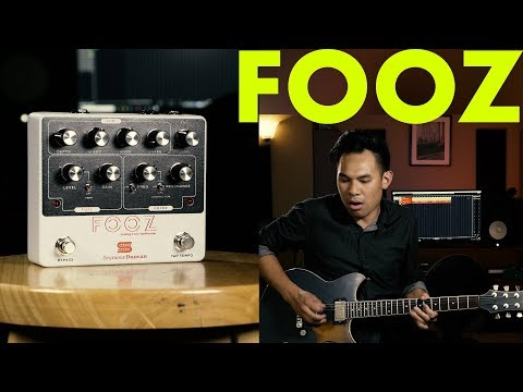 Fooz Analog Fuzz Synthesizer by Jay Leonard J