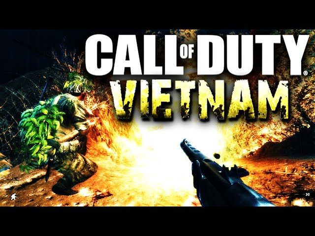 Black Ops 5 Might Actually Be Call Of Duty Vietnam Rumour Round
