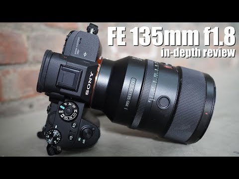 External Review Video HTn_xQzbRDo for Sony FE 135mm F1.8 G Master Lens (SEL135F18GM)