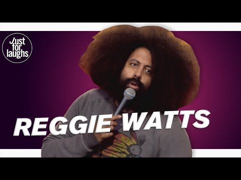 Reggie Watts – Check It Out